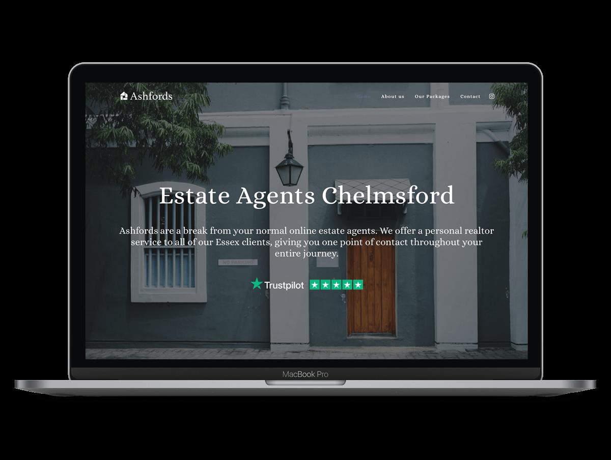 ashfords estate agents